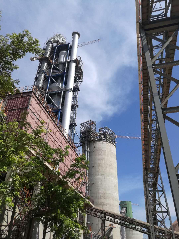 委内瑞拉3400吨熟料水泥生产线