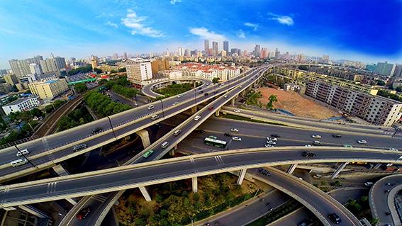 郑州市京广快速路一期工程