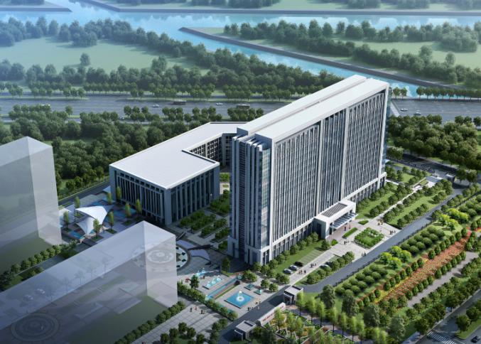 机械工业第六设计研究院有限公司高科技信息园