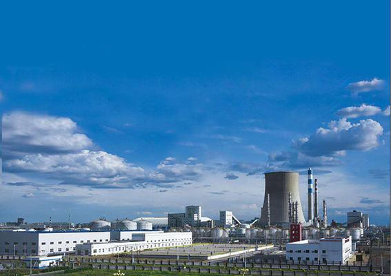 新疆国泰新华准东一期2X350MW动力站