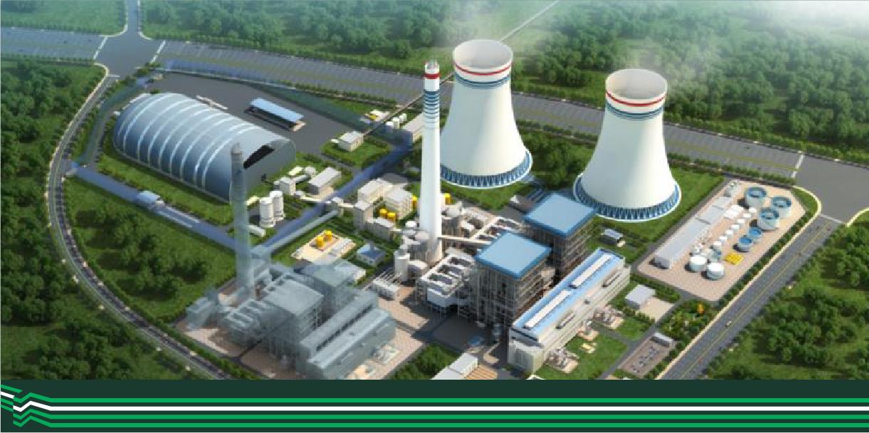 豫能热电项目(图1)