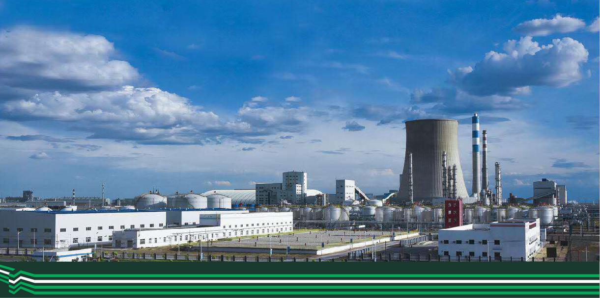 新疆国泰新华准东一期2X350MW动力站(图1)